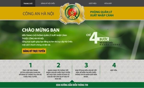 Làm Hộ Chiếu Nhanh tại Hà Nội