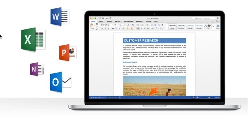 Bạn có thể tải về Office cho Mac 2016 miễn phí ngay bây giờ