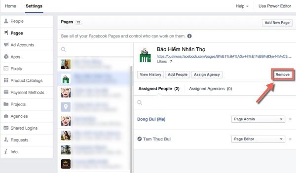 Hướng Dẫn Thoát Khỏi Facebook for Business